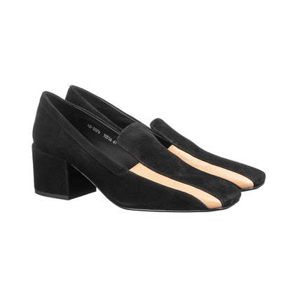 Heel Loafers
