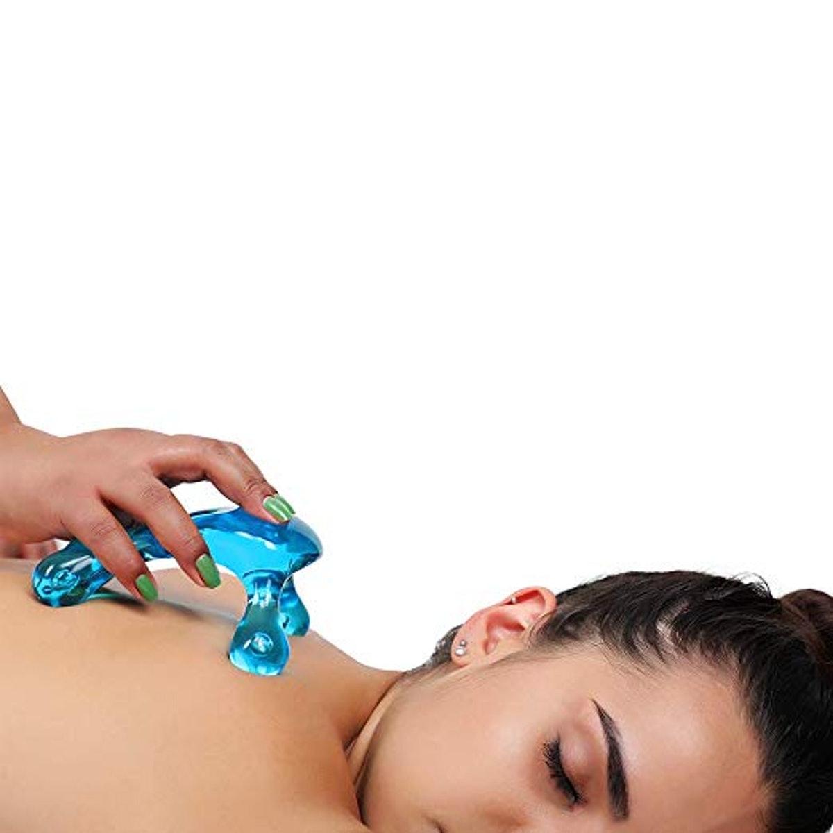 Health And Yoga Palm Urchin Massage Tool