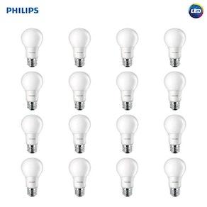 Philips Energy-Saving Bulbs (16-Pack)