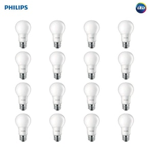Philips Energy-Saving Bulbs (16-Pack)