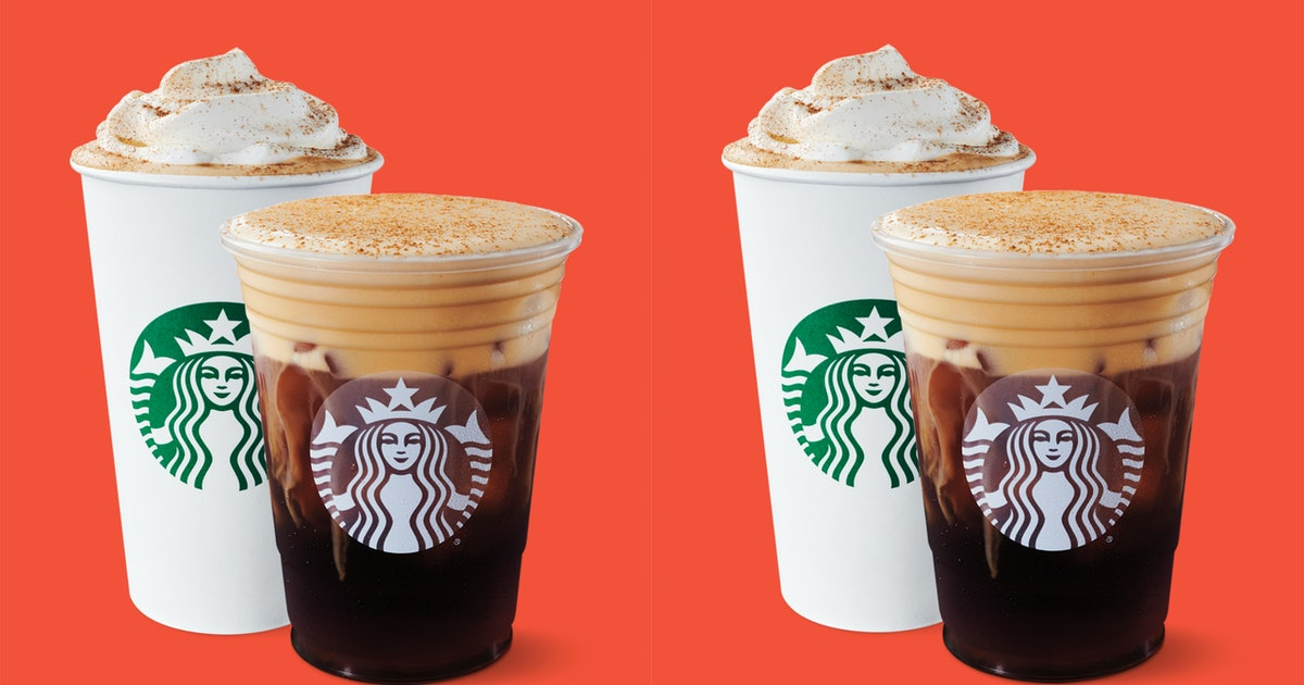 What Does Starbucks' Pumpkin Cream Cold Brew Taste Like? Here's How It Compares To The PSL