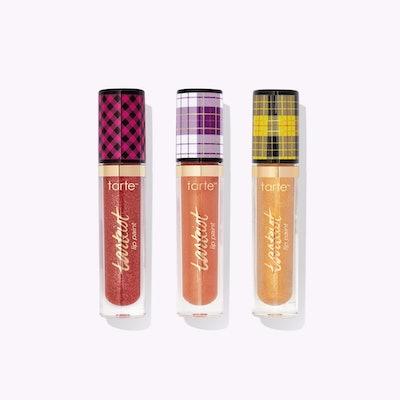 hygge & kisses tarteist™ REMIX lip gloss trio