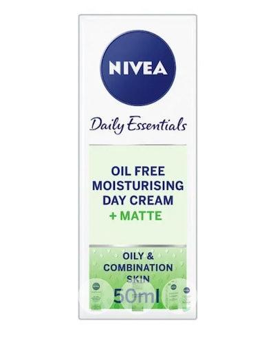 NIVEA Oil Free Face Cream Moisturiser