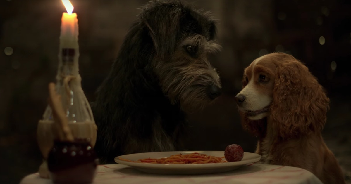 The 'Lady And The Tramp' Live-Action Trailer Is Finally Here & Full Of Adorable Pups — VIDEO
