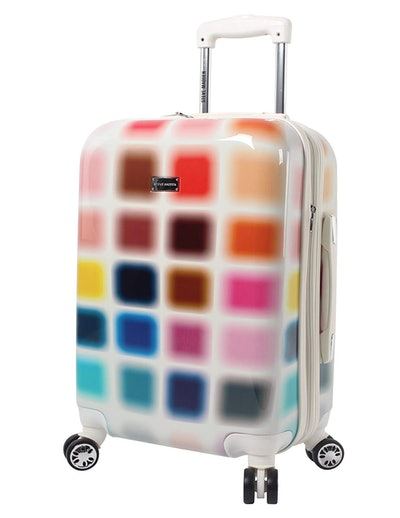 Steve Madden Cubic Luggage Carry On