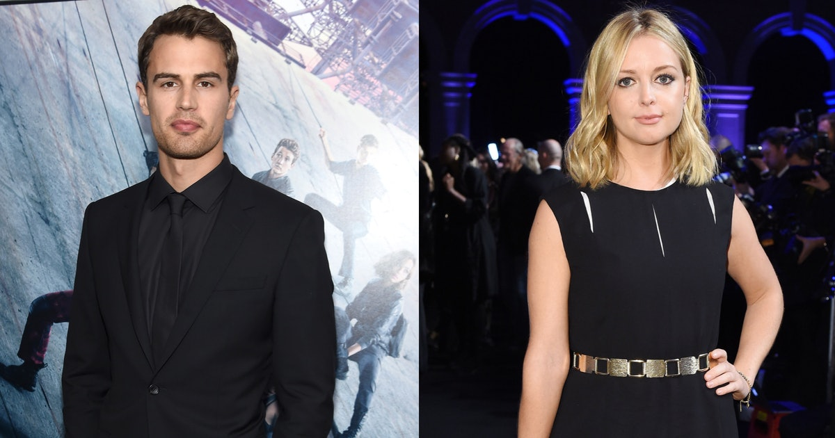How Did Theo James & Ruth Kearney Meet? The Couple Keep Their Relationship Super Low-Key