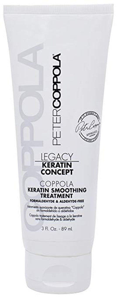 Peter Coppola Keratin Smoothing Treatment Formaldehyde & Aldehyde-Free