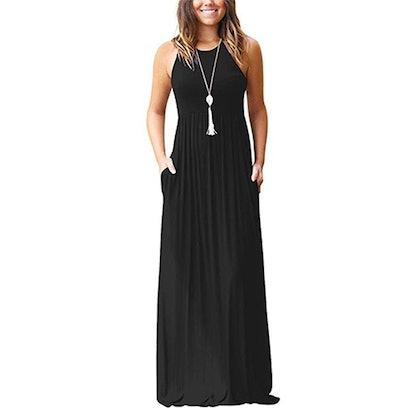 GRECERELLE Racerback Maxi Dress