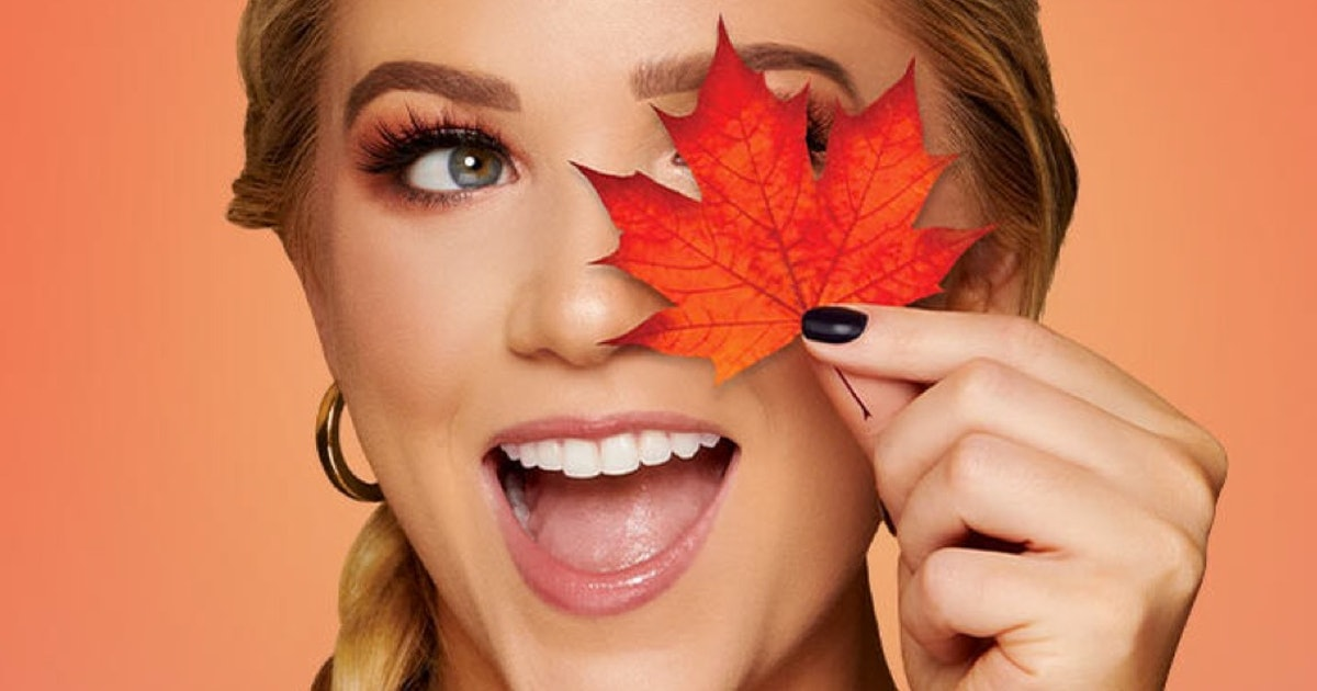 Tarte's New Fall Feels Collection Is Here & It Has Everything You Need To Transition Your Makeup Into Fall