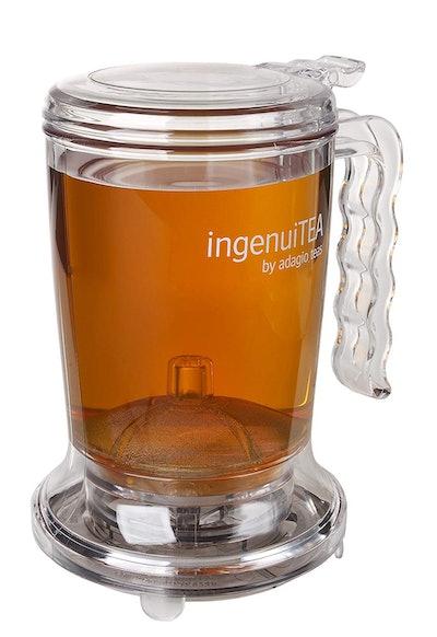 ingenuiTEA Bottom-Dispensing Teapot