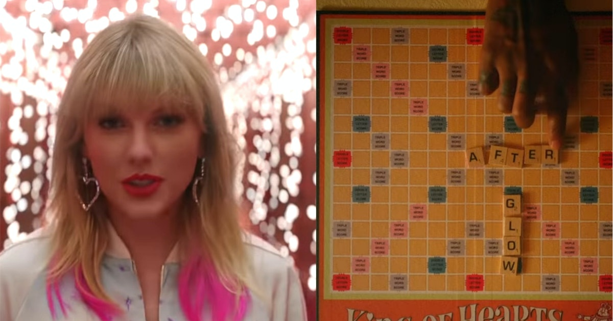 """The Board Games In Taylor Swift's """"Lover"""" Music Video Were A Last-Minute Album Hint"""