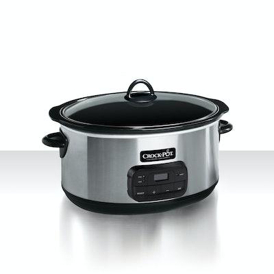 Crock-Pot 8 Quart Programmable Slow Cooker