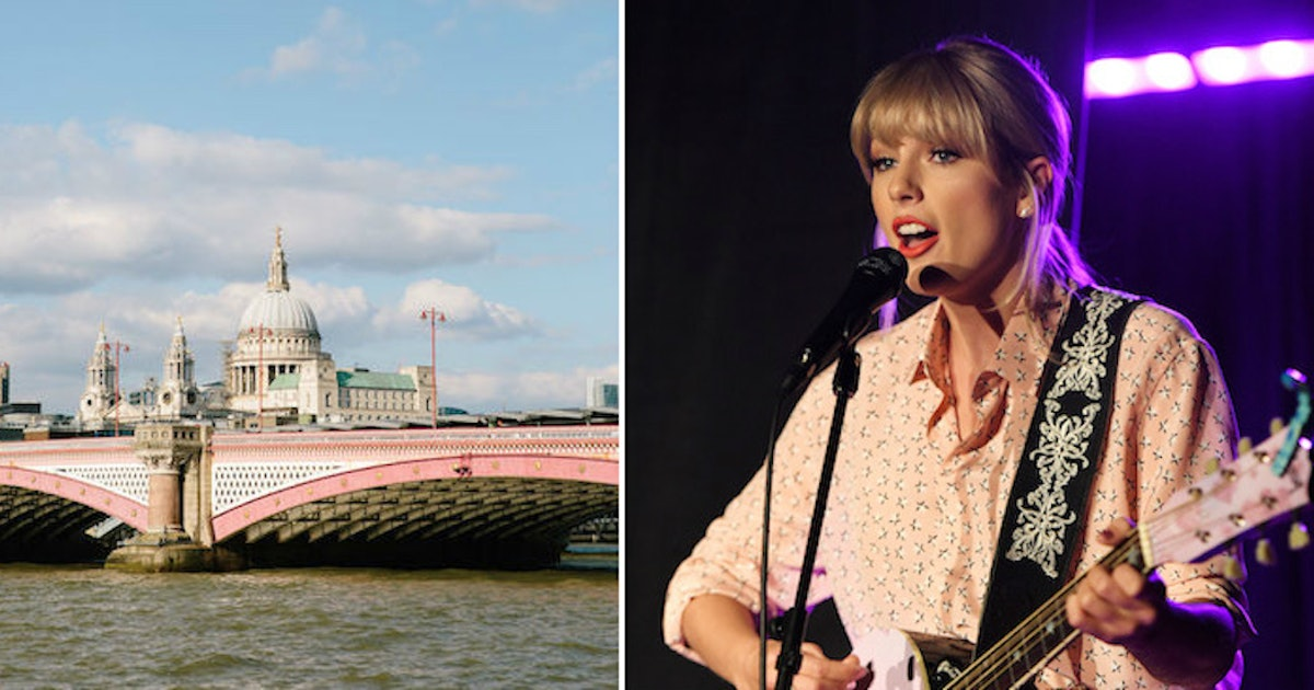 """How To Recreate Taylor Swift's """"London Boy"""" Itinerary & Live Out Your Wildest Dreams"""