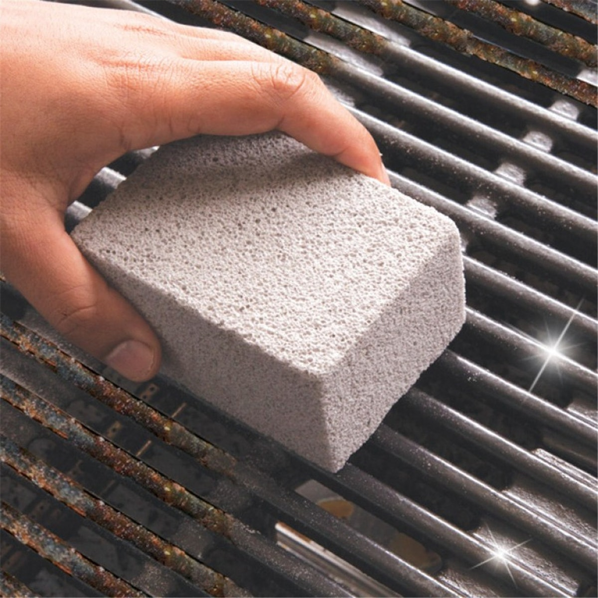 Elaziy Griddle Cleaning Bricks (4 Pack)