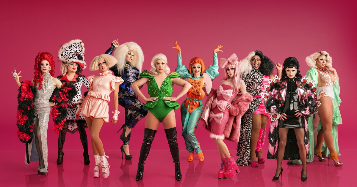 'RuPaul's Drag Race UK' Is Getting Its Very Own Podcast & The Hosts Are True National Treasures