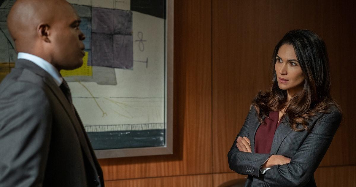 Is Angela In 'Power' Season 6? Lela Loren's Character Is Hanging On For Dear Life