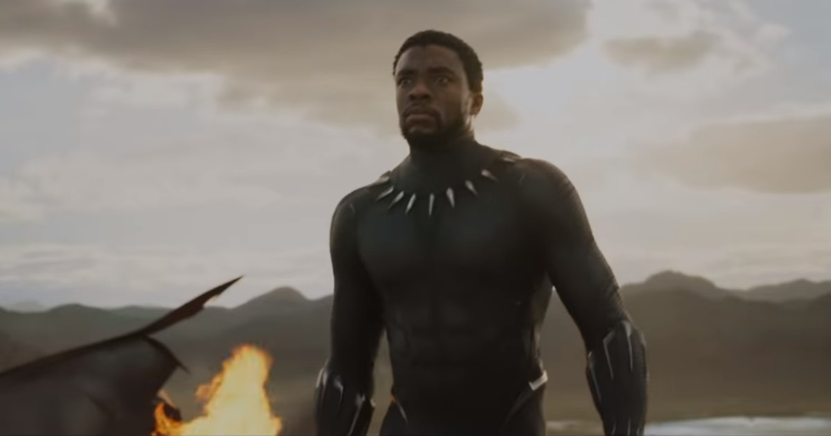 'Black Panther 2' Release Date Announced, & It's Going To Be A While Before We Return To Wakanda