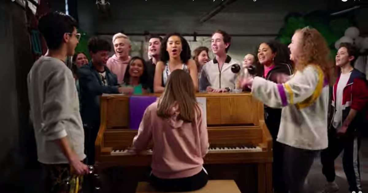 The Trailer For The 'High School Musical' TV Series Is A Theater-Kid Dream Come True