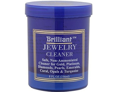 Brilliant Jewelry Cleaner, 8 Ounces