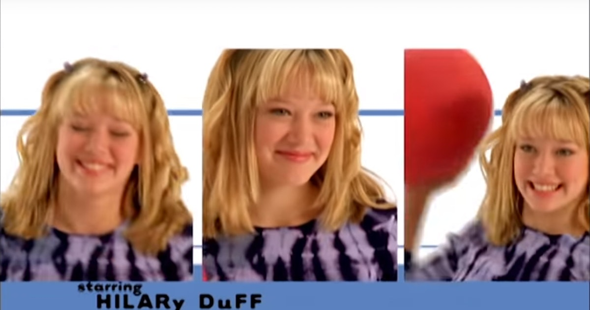 A 'Lizzie McGuire' Revival Is Officially Happening With Hilary Duff Playing A 30-Year-Old Lizzie