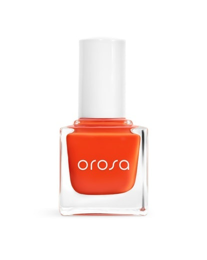 Pure Cover Nail Paint in Clementine
