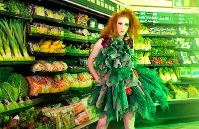 Flirty Salad Dress