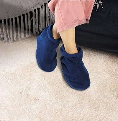 Carex Bed Buddy Warming Booties