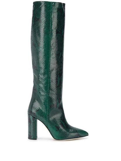 Python Print Tall Boots