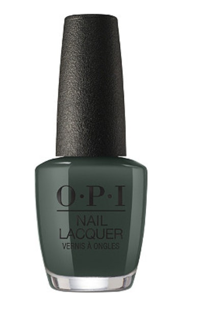 Infinite Shine Nail Polish in Things I've Seen in Aber-green