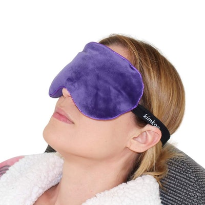 kimkoo Moist Heat Therapy Eye Mask