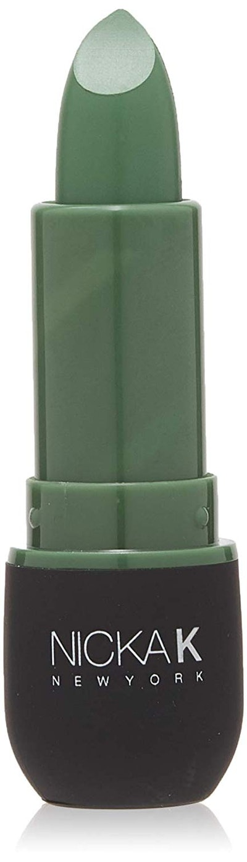 NICKA K Vivid Matte Lipstick NMS11 Sea Green