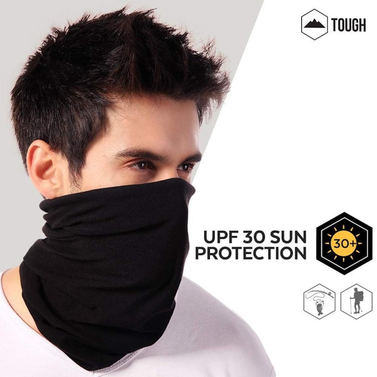 Tough Headwear UV Face Mask