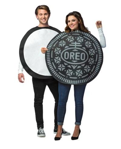 Oreo Couples Costume