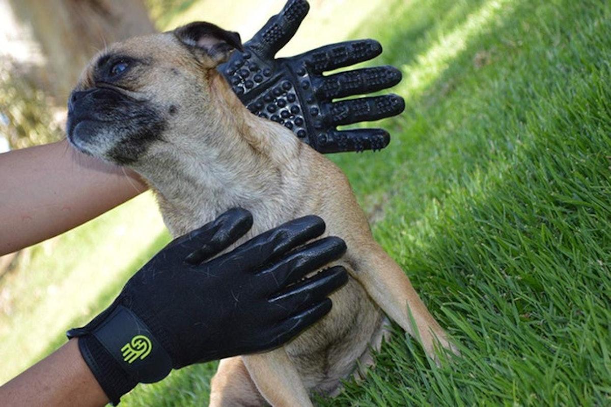 H HANDSON Grooming Gloves