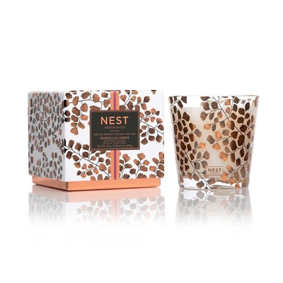 Moroccan Amber 3-Wick Candle - Special Edition