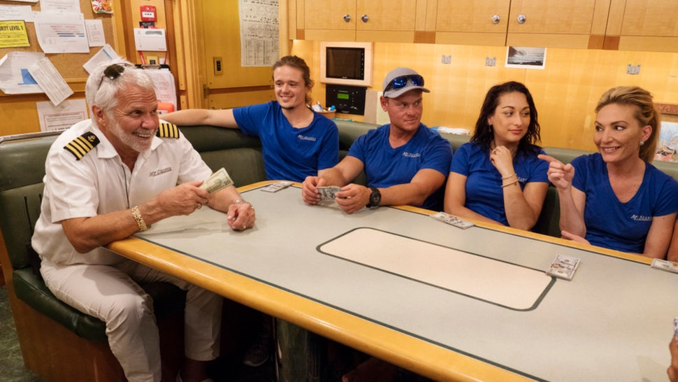 The 'Below Deck' Season 7 Trailer Teases Major Drama For One