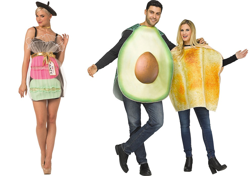16 Food Costumes For Halloween That Arenu0027t Boring