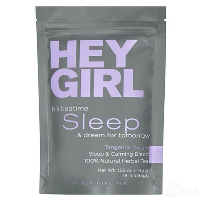 Hey Girl Bedtime Tea for Stress and Anxiety Relief