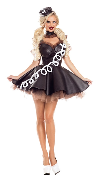 Chocolate Cupcake Costume