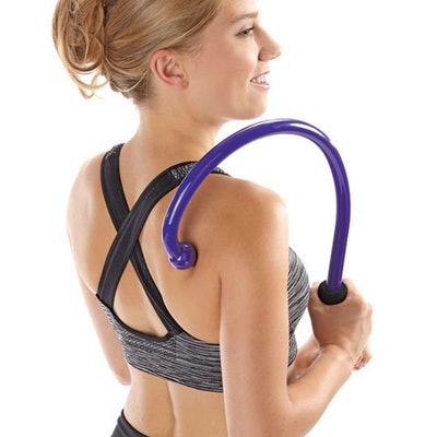 Q-Flex Acupressure Back and Body Massager
