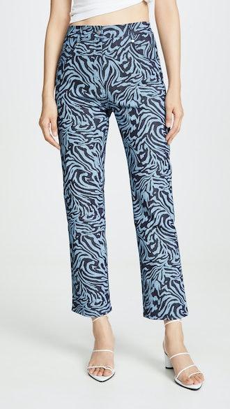 Zip Fly Junior Pants