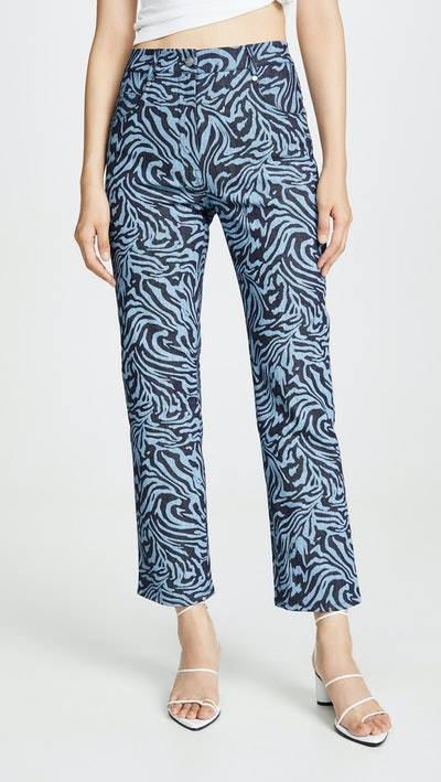 Zip Fly Junior Pants
