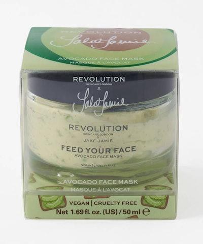 Revolution Skincare x Jake Jamie Avocado Face Mask