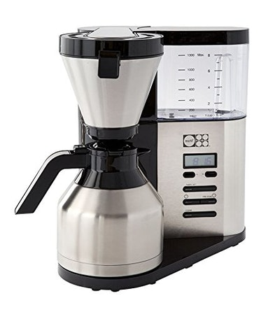 Motif Elements Pour-Over Style Coffee Brewer With Thermal Carafe
