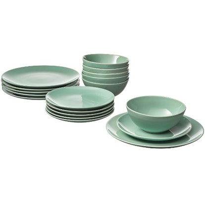 FÄRGRIK 18-Piece Dinnerware Set