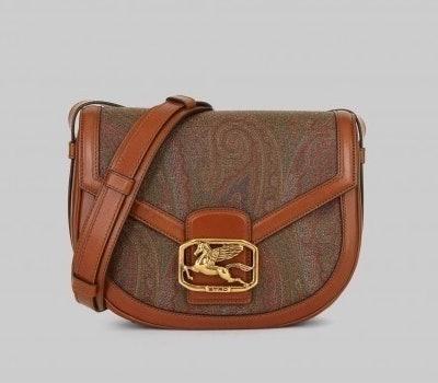 Pegaso Paisley Crossbody Bag