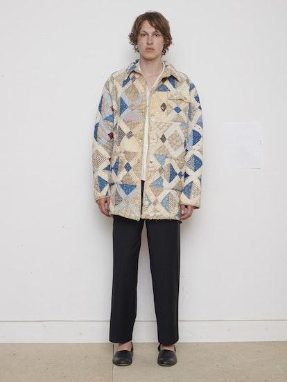 Liberty Cross Quilt Jacket