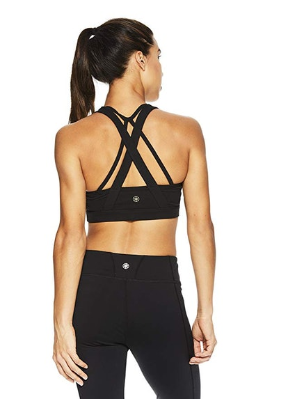 Gaiam Women's Strappy Performance Sports Bra