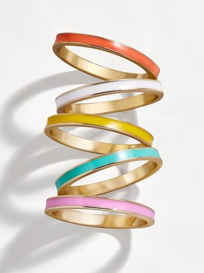 Nohea Ring Set Of Five