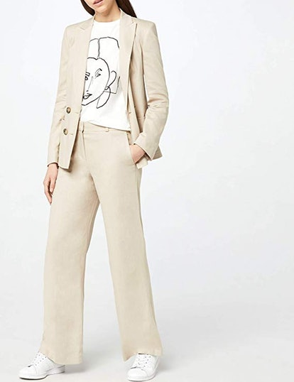 find. Women's Face Print Crew Neck T-Shirt